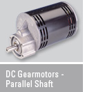 DC Gearmotors - Parallel Shaft